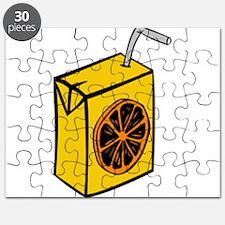 Orange Juice Box Puzzle