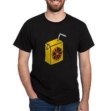Orange Juice Box T-Shirt