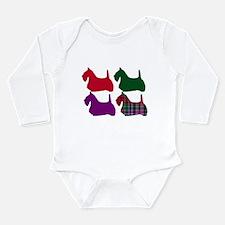 Scotty Dog Purple Body Suit