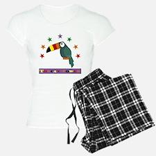 Tucan Power Ladies' Pajamas