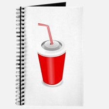 Soda Pop Cola Drink Journal