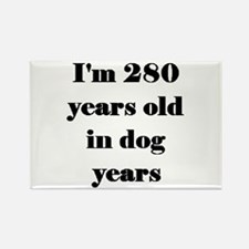 40 dog years 3-3 Magnets