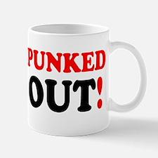 PUNKED OUT! Mugs