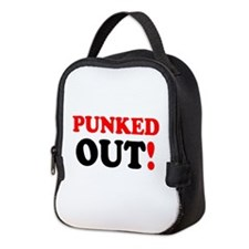 PUNKED OUT! Neoprene Lunch Bag