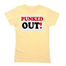 PUNKED OUT! Girl's Tee