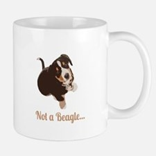 Not A Beagle - Entlebucher Mountain Dog Mugs