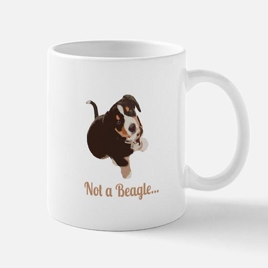 Not A Beagle - Entlebucher Mountain Dog Mugs