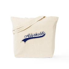 Adorkable Humor Tote Bag