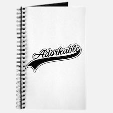 Funny Adorkable Journal