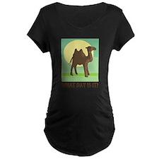 Hump Day Maternity T-Shirt