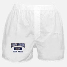 Custom Little Brother Boxer Shorts