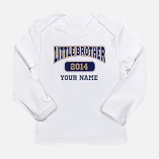Custom Little Brother Long Sleeve T-Shirt