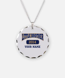 Custom Little Brother Necklace