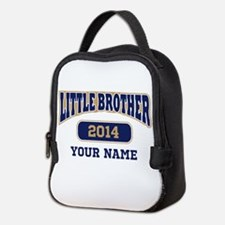 Custom Little Brother Neoprene Lunch Bag