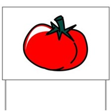 Tomato Yard Sign