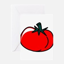 Tomato Greeting Cards