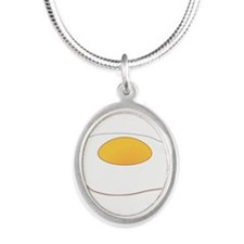 Fried Egg Necklaces