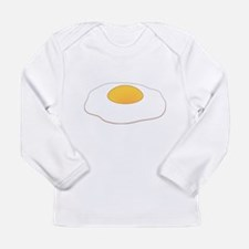 Fried Egg Long Sleeve T-Shirt