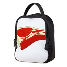 Steak Neoprene Lunch Bag