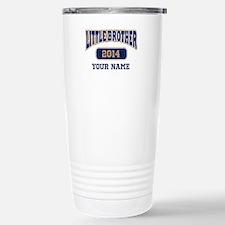 Custom Little Brother Travel Mug