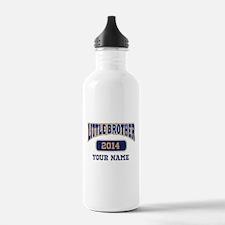 Custom Little Brother Water Bottle