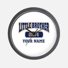 Custom Little Brother Wall Clock