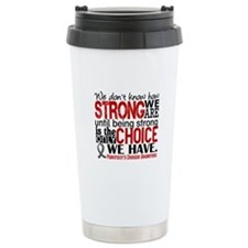 How Strong We Are Parkinson's Travel Mug
