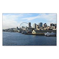 Seattle Coastline Decal