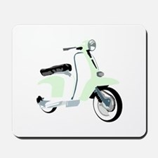 Mod Scooter Mousepad