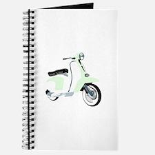 Mod Scooter Journal
