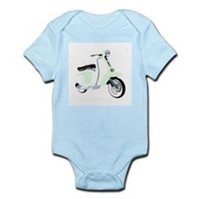 Mod Scooter Infant Bodysuit