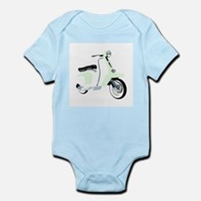 Mod Scooter Infant Bodysuit