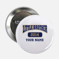 "Custom Little Brother 2.25"" Button"