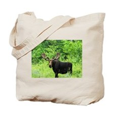 Greenville Moose Tote Bag