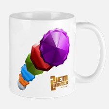 Jem Match 2 all gems Mugs