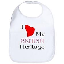 British Heritage Bib