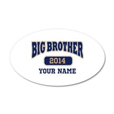 Personalized Big Brother Wall Decal
