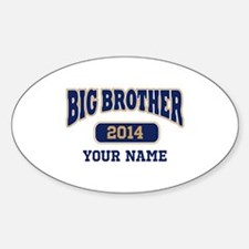Personalized Big Brother Decal