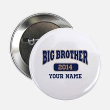 "Personalized Big Brother 2.25"" Button (100 pack)"