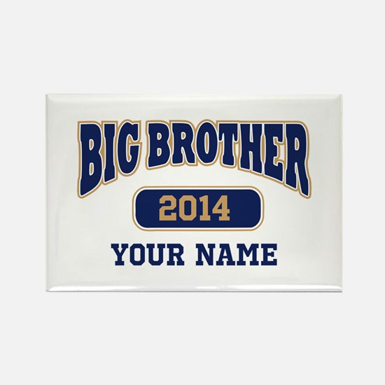 Personalized Big Brother Rectangle Magnet