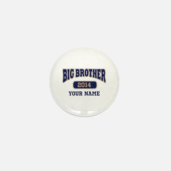 Personalized Big Brother Mini Button