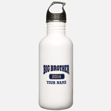 Personalized Big Brother Water Bottle