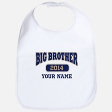Personalized Big Brother Bib