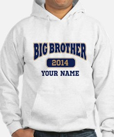 Personalized Big Brother Hoodie
