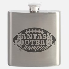 Personalized Fantasy Football Flask