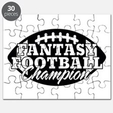 Personalized Fantasy Football Puzzle