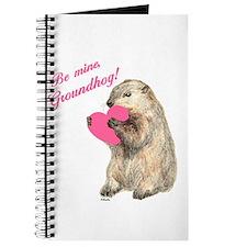 Be Mine, Groundhog Journal