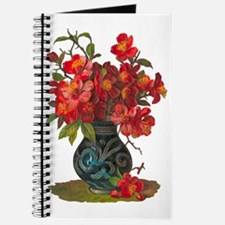 Flowers in a Vase Journal