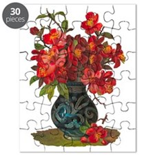 Flowers in a Vase Puzzle
