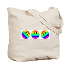 A Smiling Tote Bag